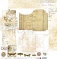 Vintage Bisou klippark kuvert