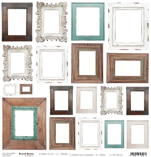 Klippark Frames