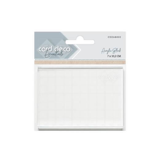 CDEAB002  Acrylblock