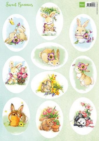 VK9575 Sweet Bunnies