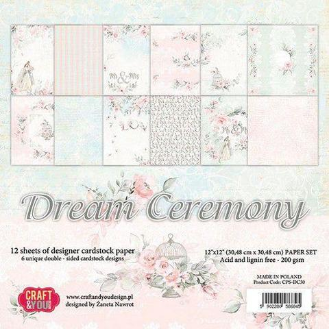 Dream Ceremony 12x12 papperspad