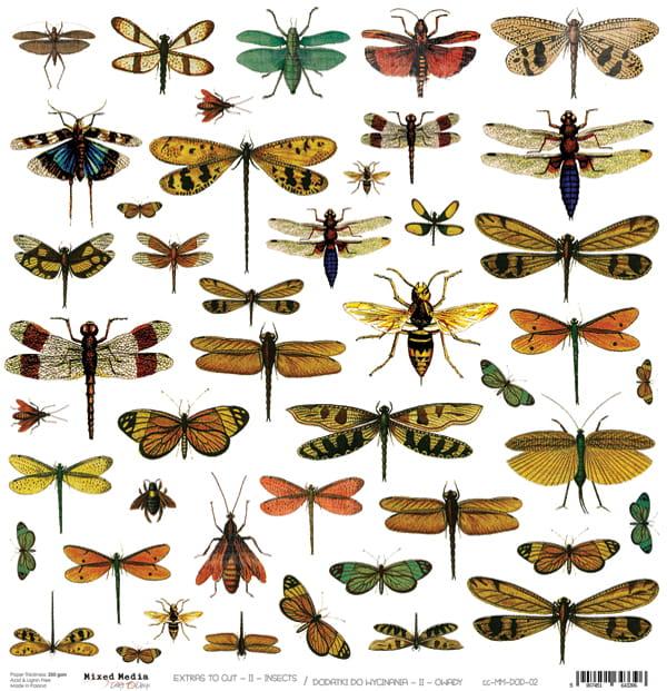 Insekter klippark