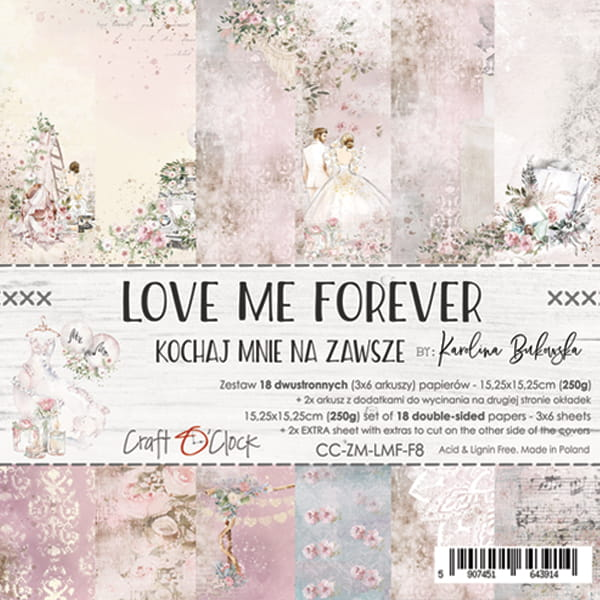 Love me forever 6x6