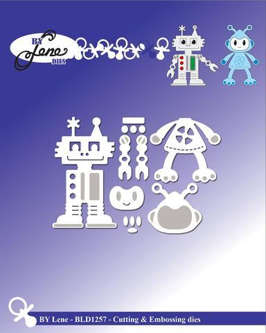 """Robots"" BLD1257"