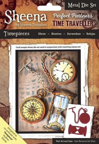 Sheena dies Timepiece