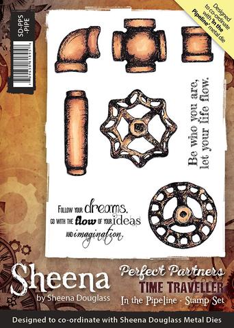 Sheena stämpel Pipe