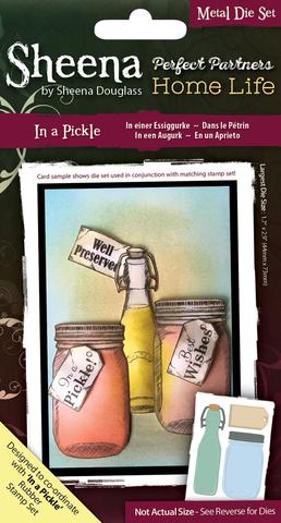 Sheena dies  In a pickle