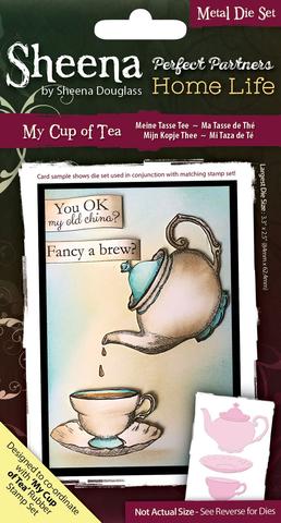 Sheena Dies My cup of tea