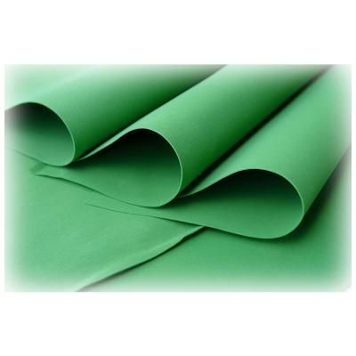 Foamiran mörkgrön 29x34 cm