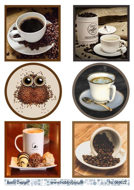 Klippark Barto Design Kaffe