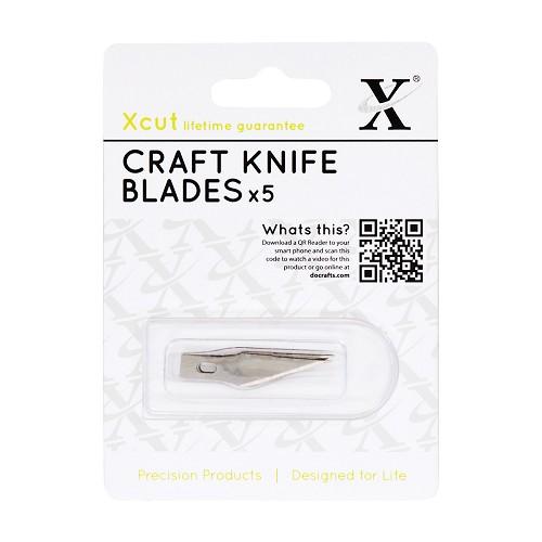 Extrablad till Craft kniv NO 1