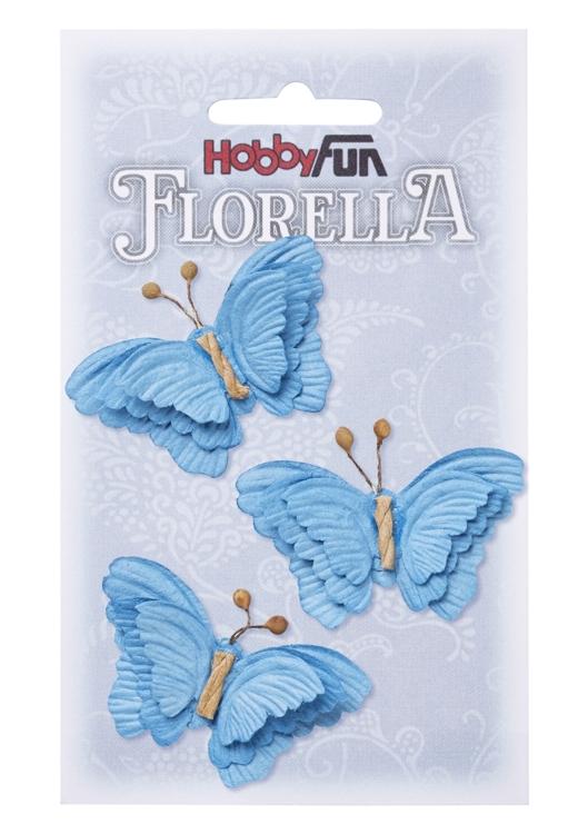 Fiorella Fjärliar blå