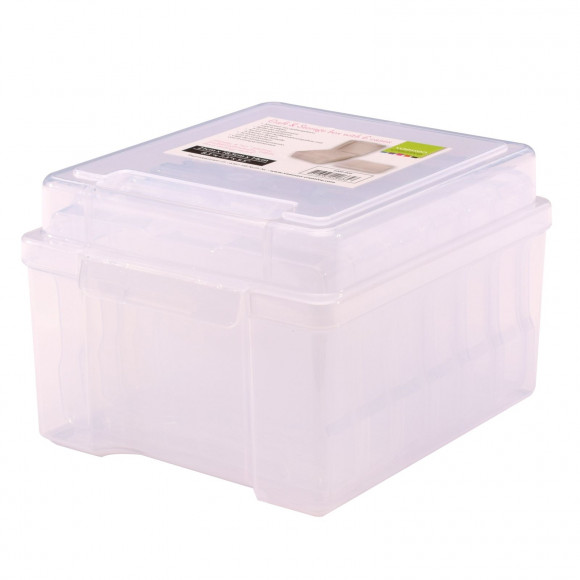 Vaessen Creative • Storage box with 6 cases