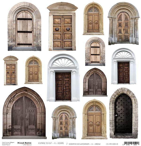 Klippark doors