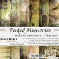 Faded memories  6x6 papperspad