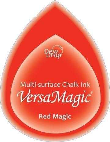 Versa Magic Dew Drops Red Magic