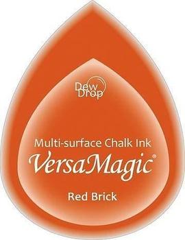 Versa Magic Dew drops Red brick