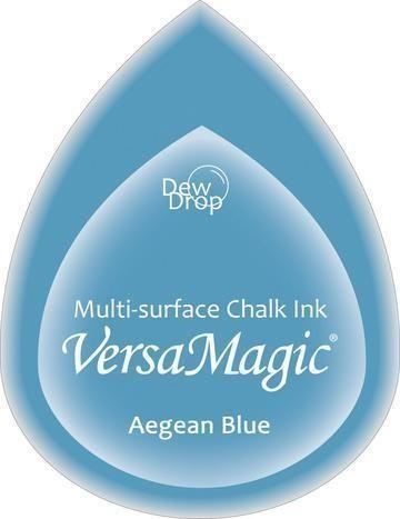 Versa Magic Dew drops Aegean Blue