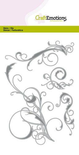 Craftemotions Swirls