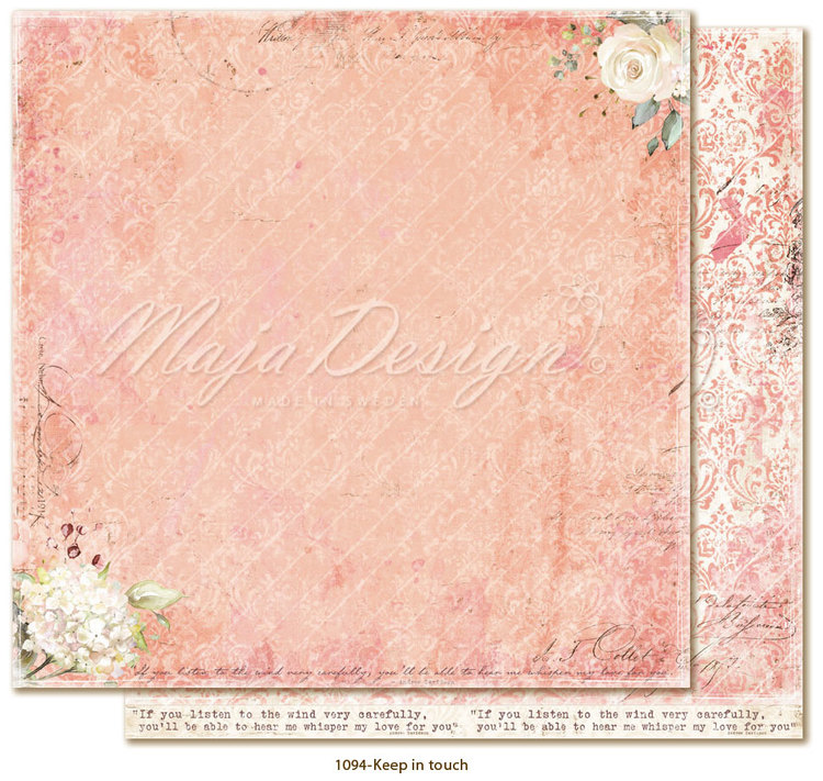 Maja Design Miles Apart Keep in touch 1094