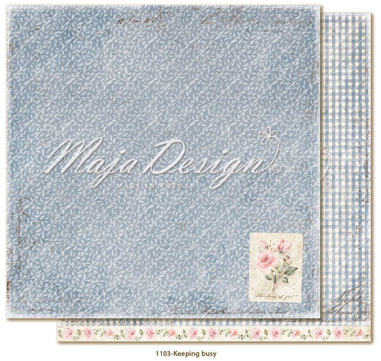 Maja Design Miles Apart Keeping busy 1103