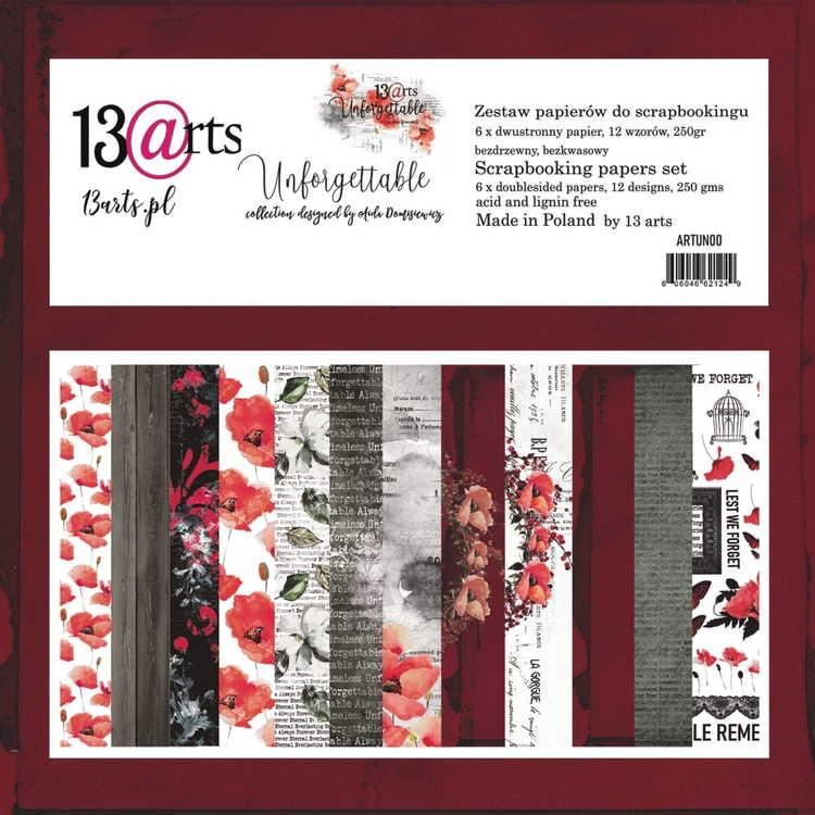 13 Arts Unforgettable