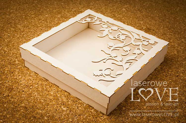 Box Baby Lily  PU17B004