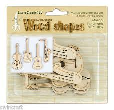 Wood shapes Instrument