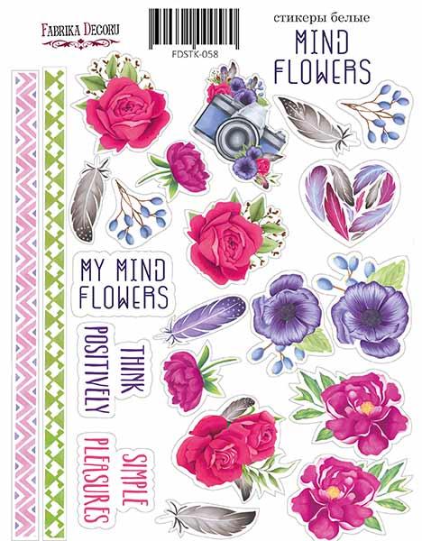 Mind Flowers 058