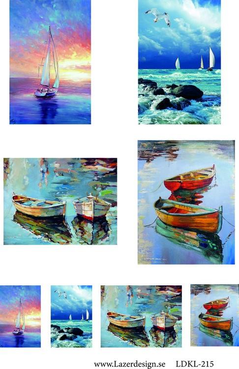Ldkl215 Båtar