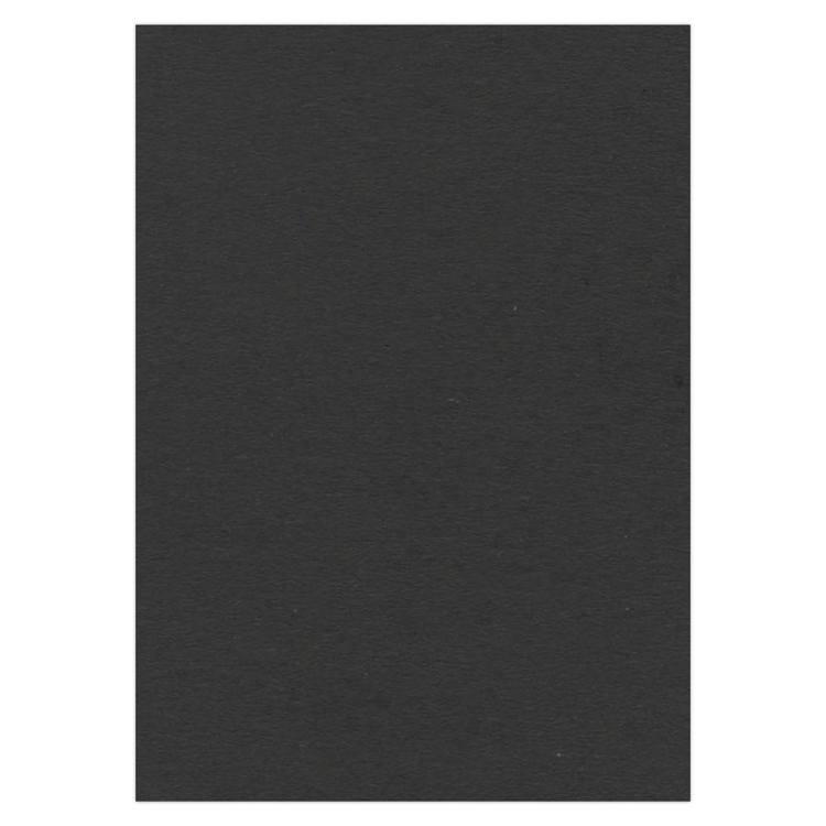 Fotokartong svart