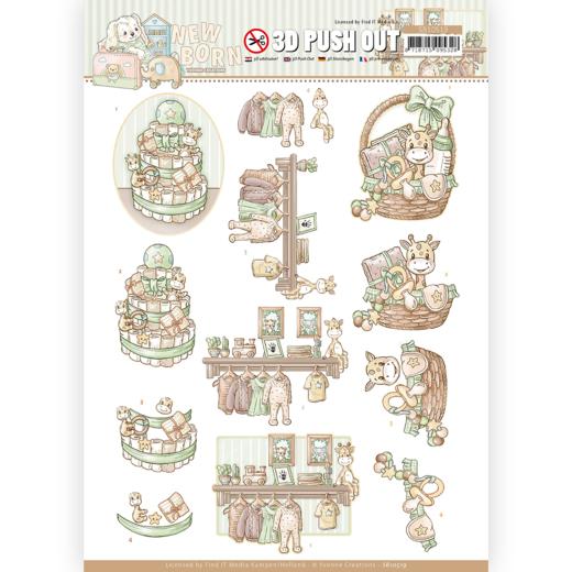Baby basket SB10519