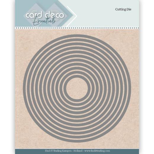 CDECD0020 Cutting Dies Round