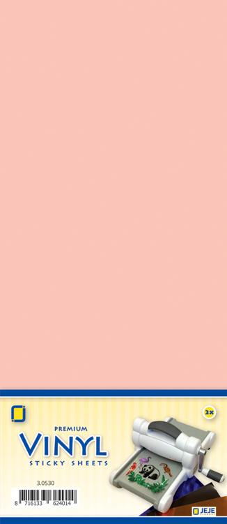 Premium vinyl Salmon matt 3.0539