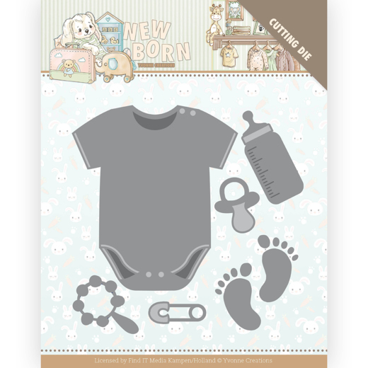 Newborn - Baby Body