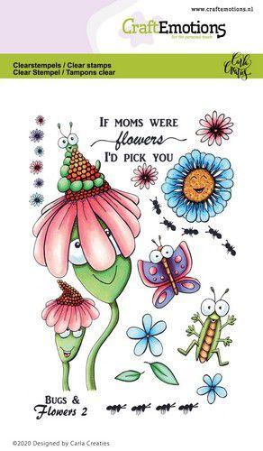 Bugs & flowers 2
