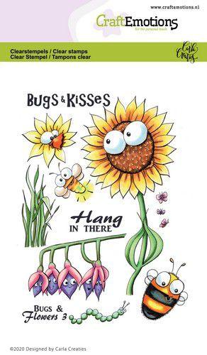 Bugs & flowers 3