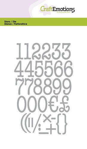 Typewriter numbers