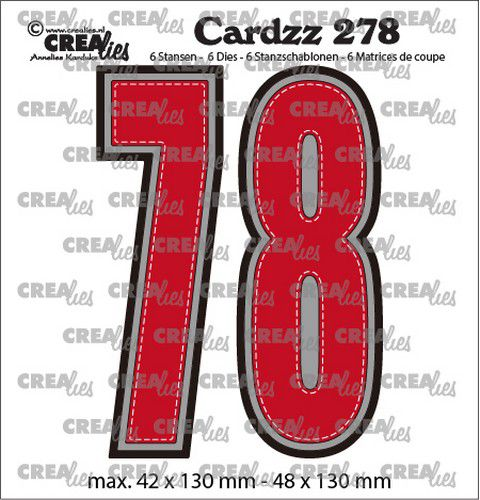 Numbers 7 o 8