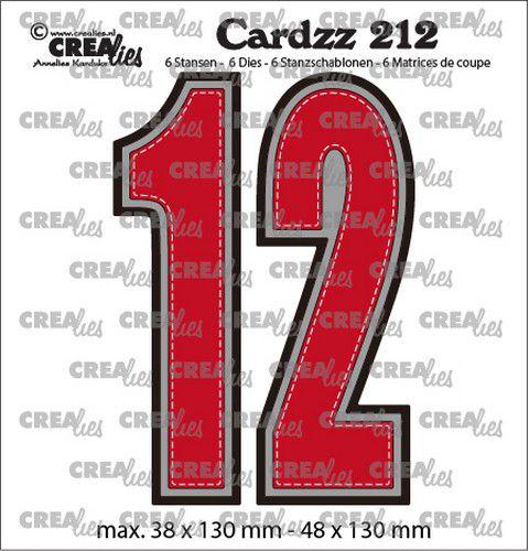 Numbers 1 o 2