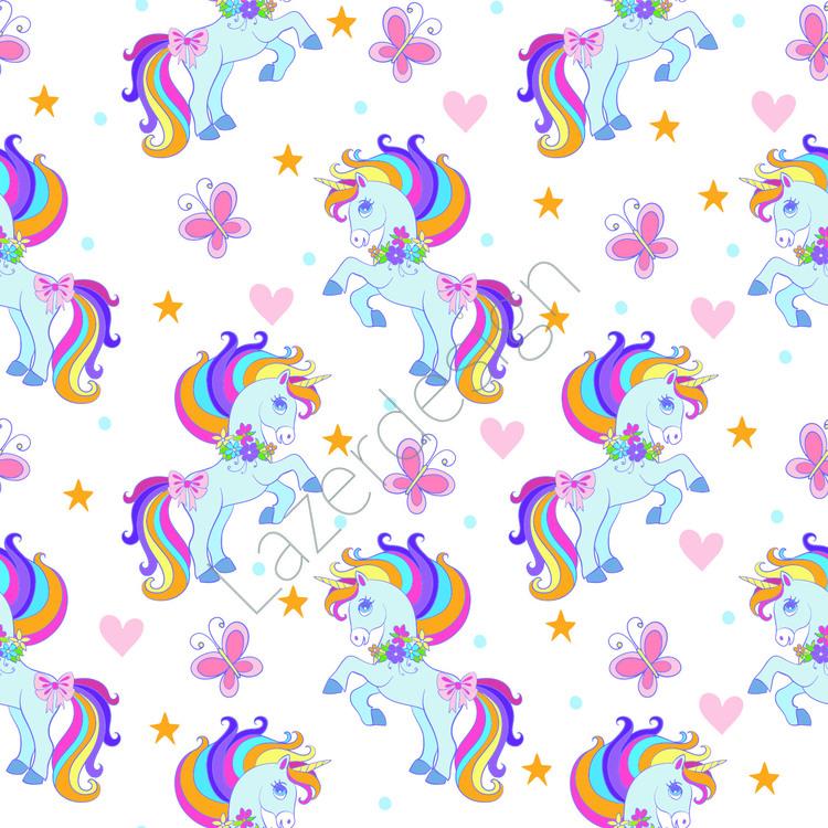 109 Unicorn Regnbåge