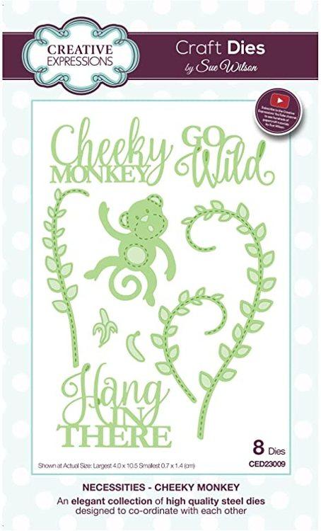 CED23009 Cheeky Monkey