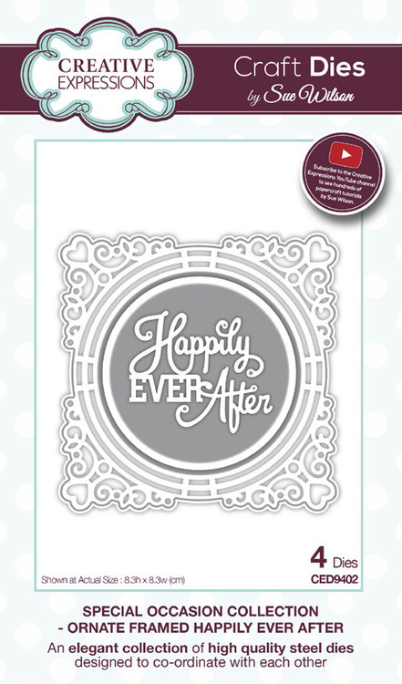 CED 94052 Happily  ever after