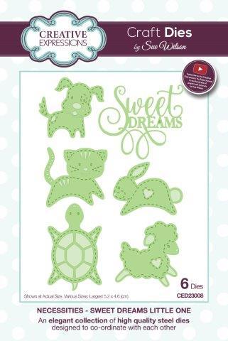 CED23008 Sweet dreams little one