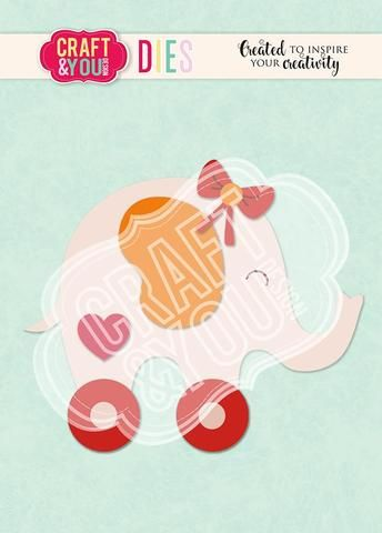 Elefant  cw109