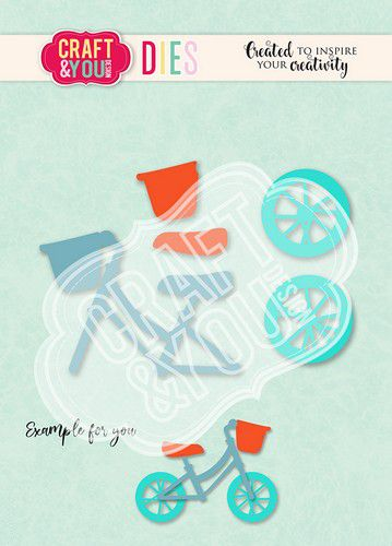 Cw 114 Baby bicycle