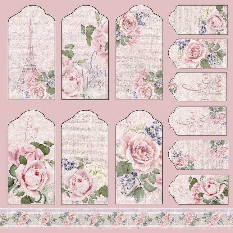 Klippark La vie en Rose