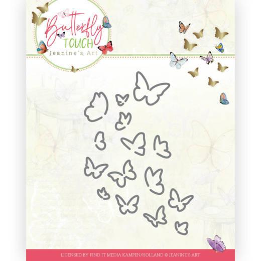 Bunch of butterflies JAD10120