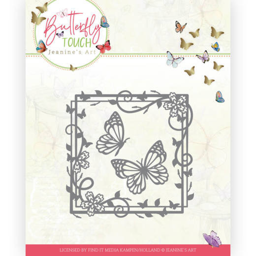 Butterfly Square JAD10122