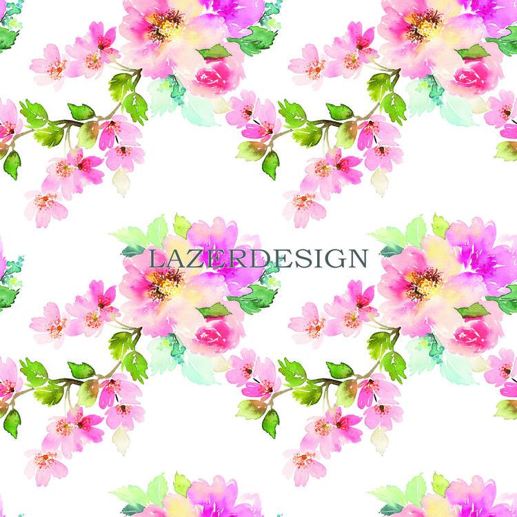 18  Rosa blommor